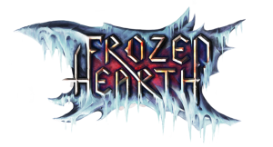 Frozen Hearth Logo